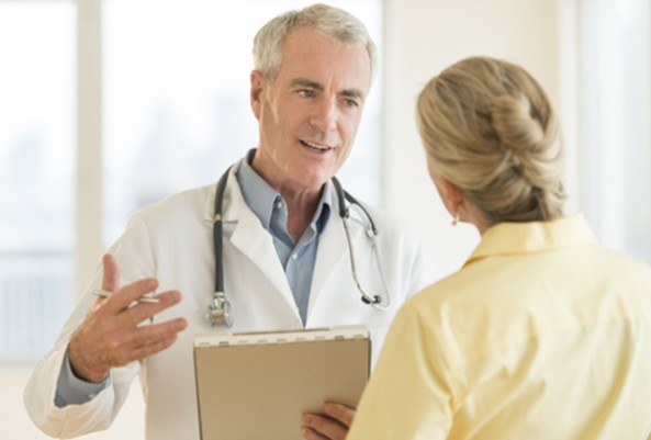 http://www.dreamstime.com/stock-image-doctor-explaining-report-to-patient-hospital-senior-clipboard-female-image34512071